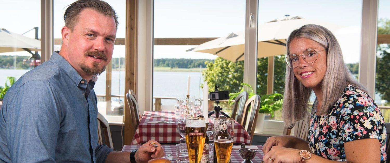 Sundsörn restaurang Brygghuset